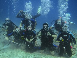 Aquanaut divers